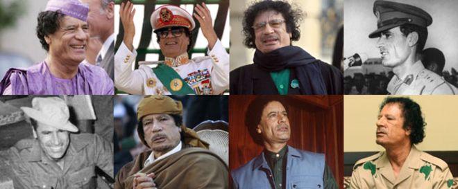 قذافی در برابر غرب: دو انقلاب در سمت خطای تاریخ